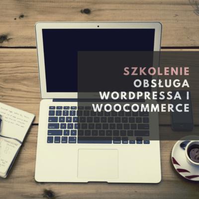szkolenie Obsługa WordPressa i WooCommerce