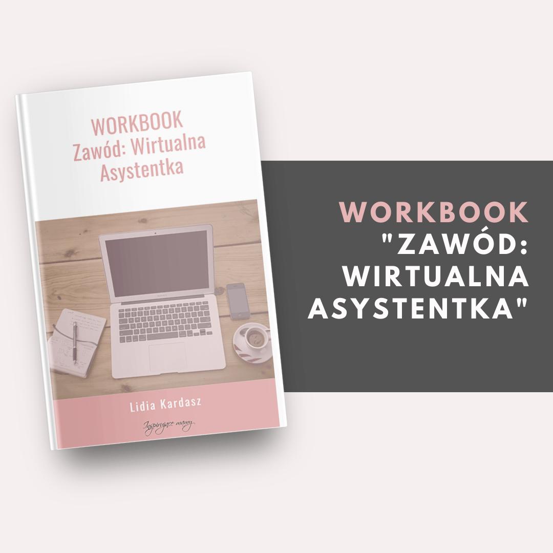 workbook zawód: wirtualna asystentka